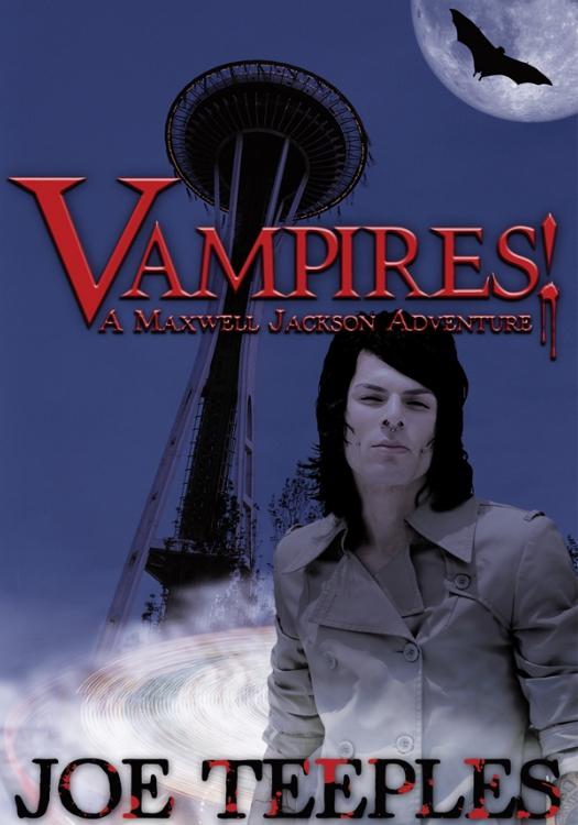 Vampires! A Maxwell Jackson Adventure - Print